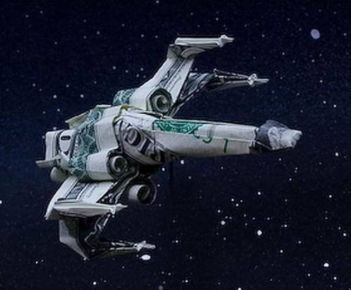 Звездные войны как сделать истребитель