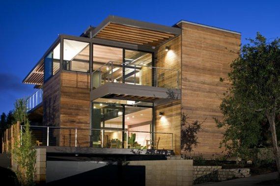 Five modern factory built homes