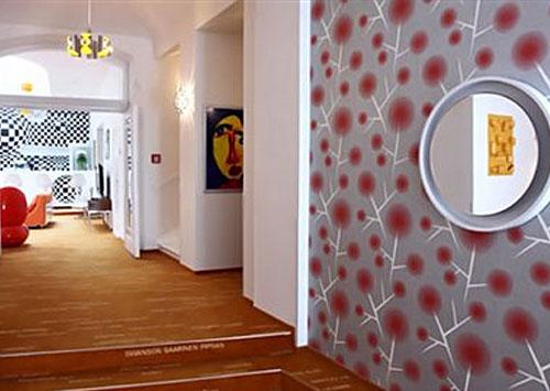 Vintage design hotel sax a cria o for Mobilia anos 70