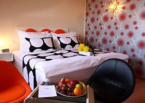 Vintage design hotel sax a cria o for Mobilia anos 50