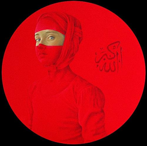 Emociones en Rojo by Salustiano