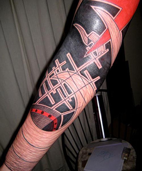 yann tattoo
