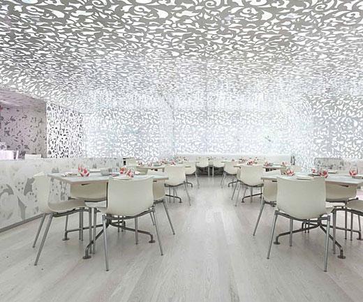 Em Las Vegas, intitulado Beijing Noodle No. 9 é o restaurante mais novo, e decididamente o mais interessante.