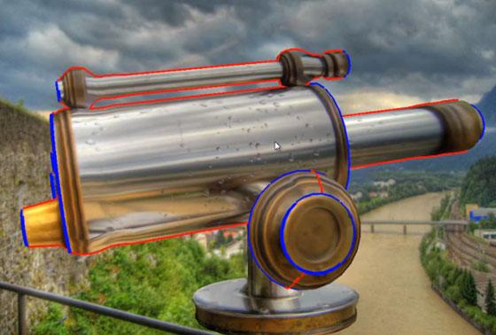 software que permite ao usuário extrair um modelo 3D de um objeto a partir de uma única fotografia.