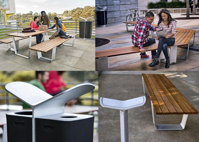 Multiplicity cole o de mobili rio para exteriores for Mobiliario para exteriores